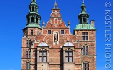 The beautiful rennaisance facade.