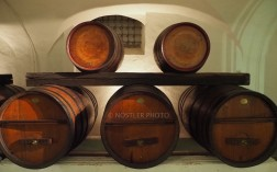 The beer cellar.