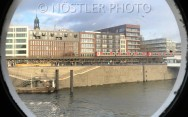 Sightseeing in Hamburg.
