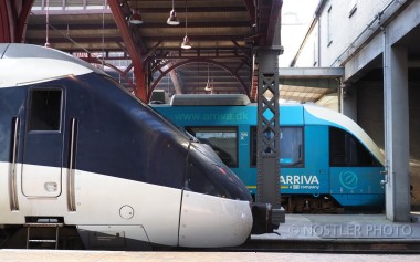 DSB vs Arriva