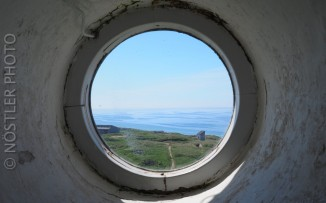 The coast from the Lighthouse