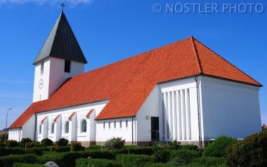 Hirtshals church