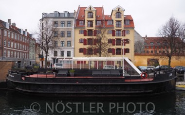 Former fire boat